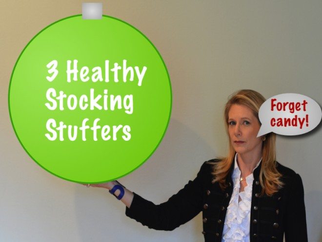 3 Healthy Stocking Stuffers
