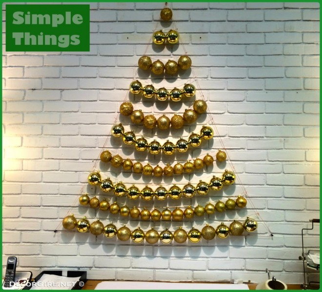Simple Things at Christmas