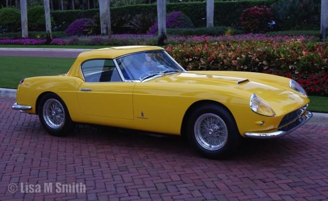 1959 Ferrari 250 GT Cabriolet SI. Serial No. 1179 GT