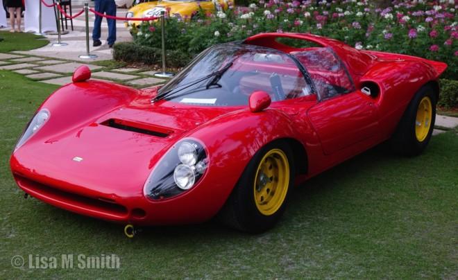 1965 Ferrari 166 P : 206 SP Dino 0834