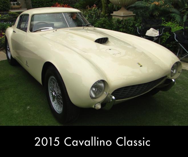 2015 Cavallino Classic Preview