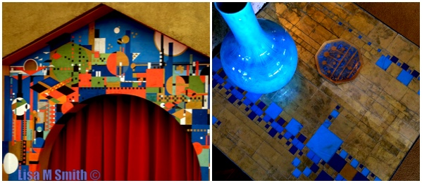 Colors of Frank Lloyd Wright