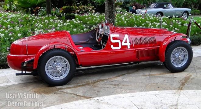 Early Ferrari Racer