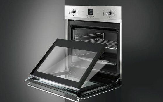 MEG Oven with removable glass door