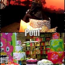 Pouf design trend