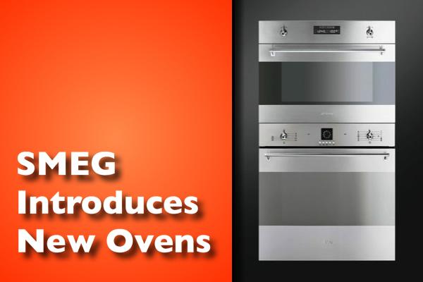 SMEG Introduces New Ovens