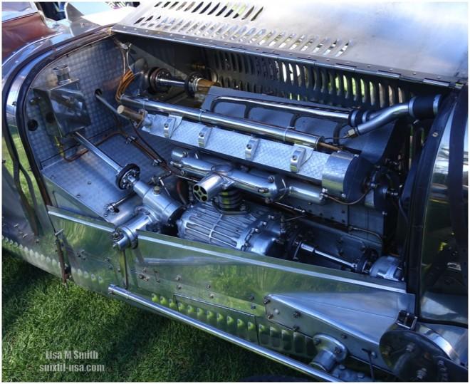 1931 Bugatti T35A/51 GP