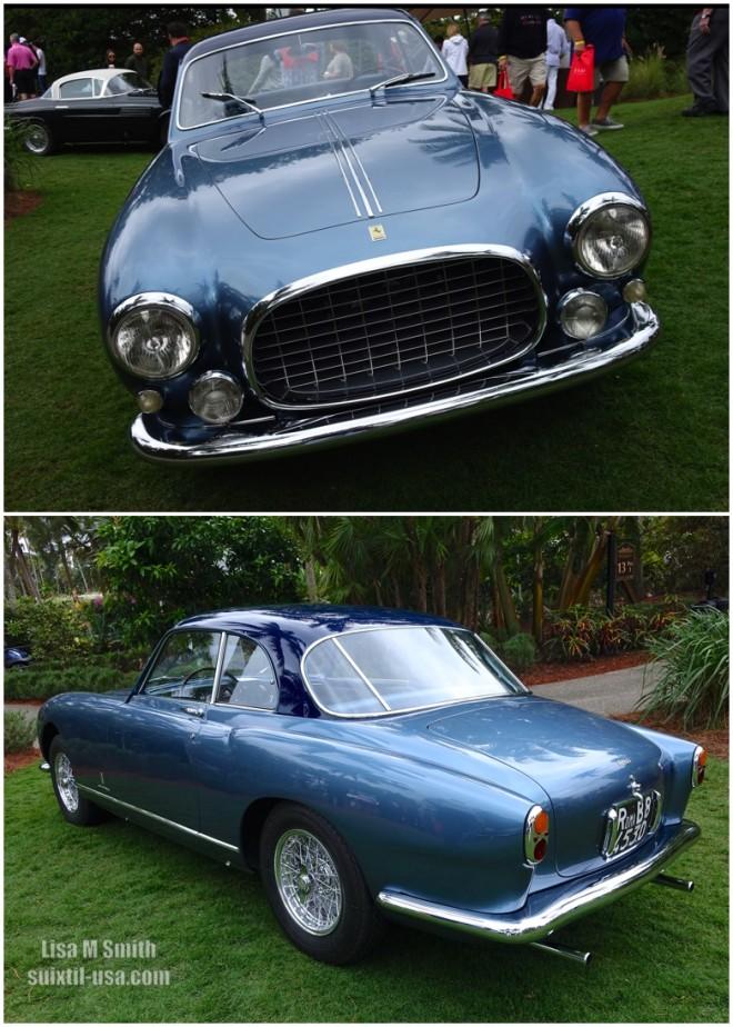 1953 Ferrari 212 Europa PF Inter