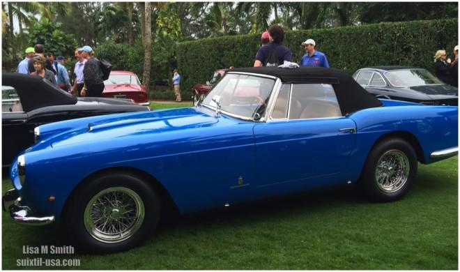 1962 Ferrari 250 PF Cabriolet Series II Serial No. 3089  GT