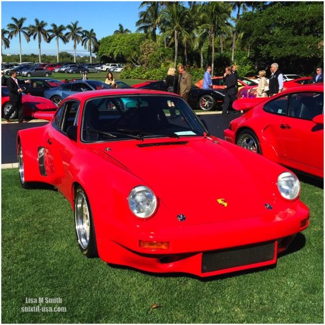 Porsche 911 3 litre RSR