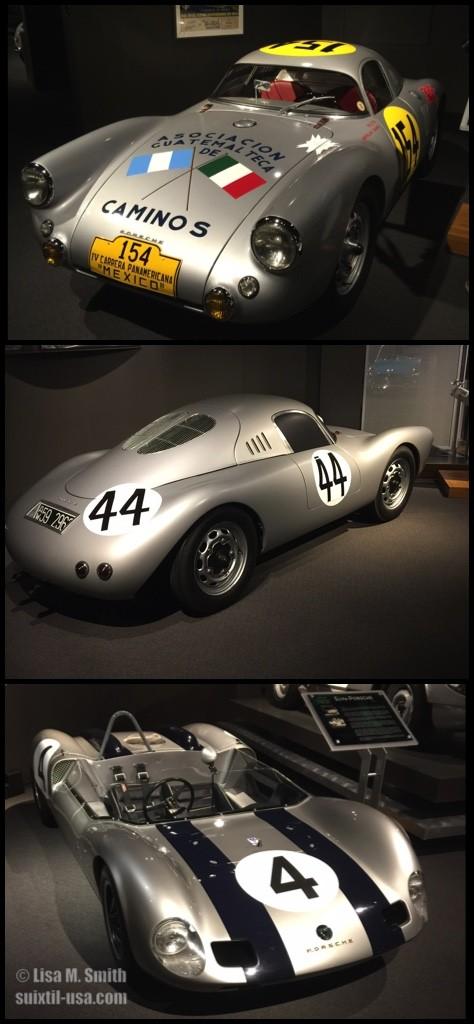 The Silver Porsches