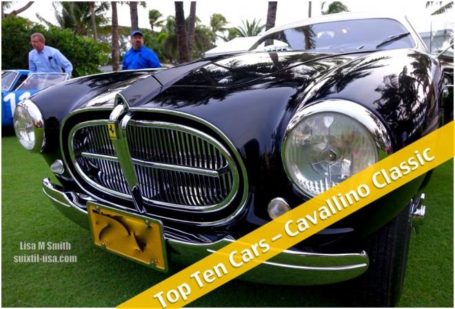 top 10 cars cavallino classic