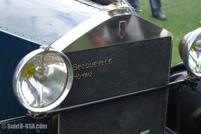1922 Sequeville-Hoyau Sports Two-Seater