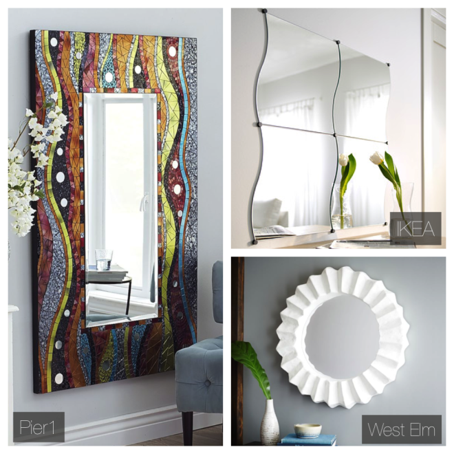 mirrors budget mirror for home decor - Home Decor On A Budget