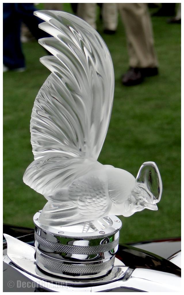 Lalique Car Mascot