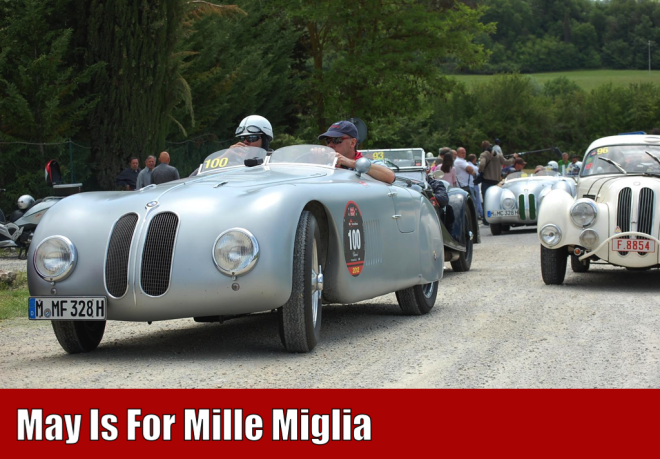 May is for Mille Miglia