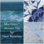 Dazzling Sea Glass Mosaics From New Ravenna