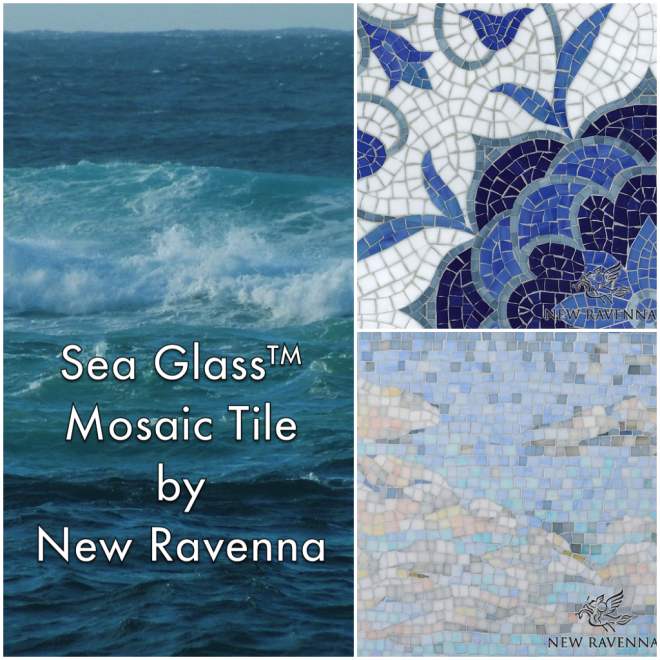 Sea Glass by New Ravenna