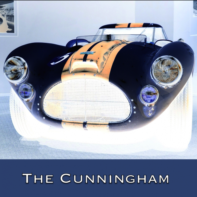 The Cunningham Cars