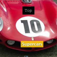 Ferrari 250 TR Fantuzzi Spyder