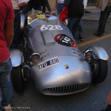 Legendary Abarth at Mille Miglia 2012
