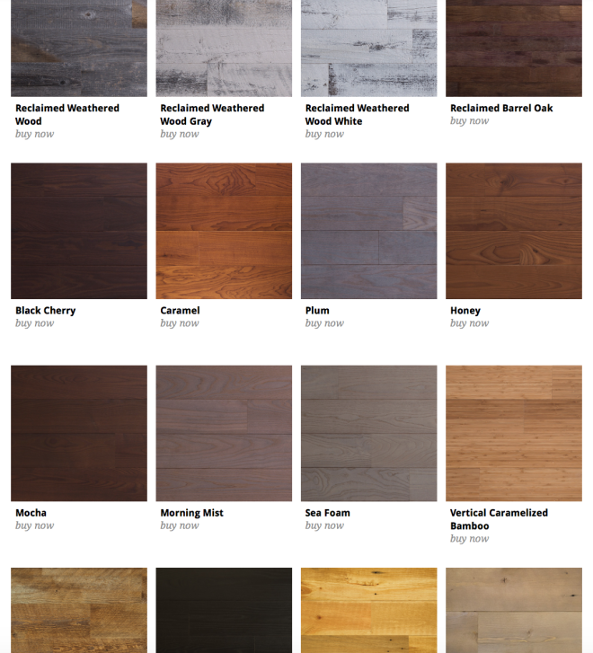 Stikwood palette