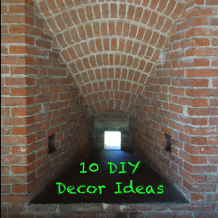 10 DIY Decor Ideas