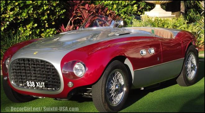 1953 Ferrari 166 MM Vignale #0314