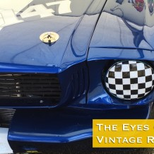 The Eyes of Vintage Racing - Ford Mustang