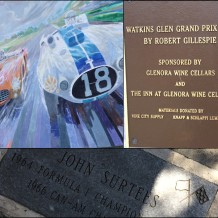 History of Watkins Glen