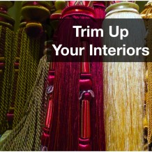 Trim Up Your Interiors