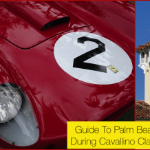 Guide To Palm Beach During Cavallino Classic
