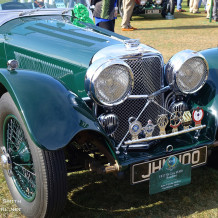 K2-05 1937 Jaguar SS 100 Roadster