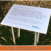 The Schindler House