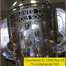 Countdown to 100th Run Of  The Indianapolis 500
