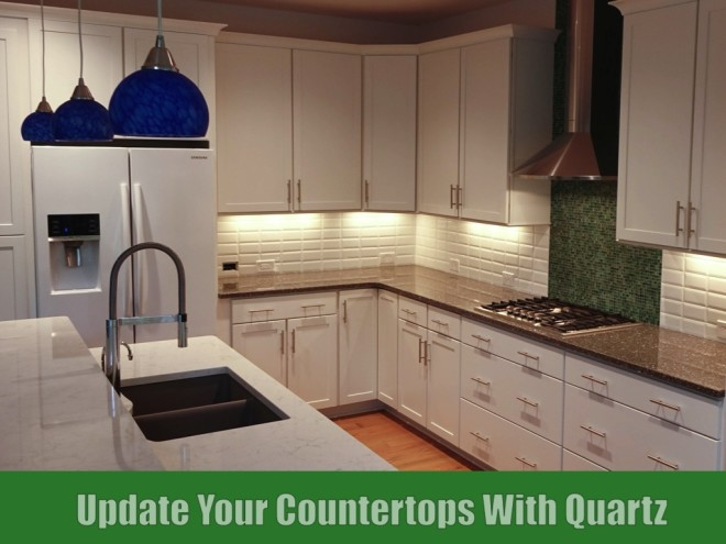 Update Your Countertops With Quartz
