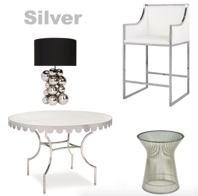 Top 10 Metallics To Make Interiors Fab