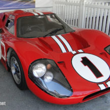 1957 Ford GT40 Mk IV Dan Gurney Le Mans Winner-00867