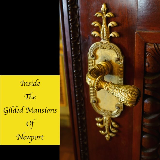 A Look Inside The Gilded Mansions Of Newport