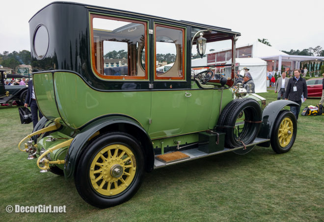 1911 Rolls-Royce Silver Ghost Thrupp & Maberly Limosine-1