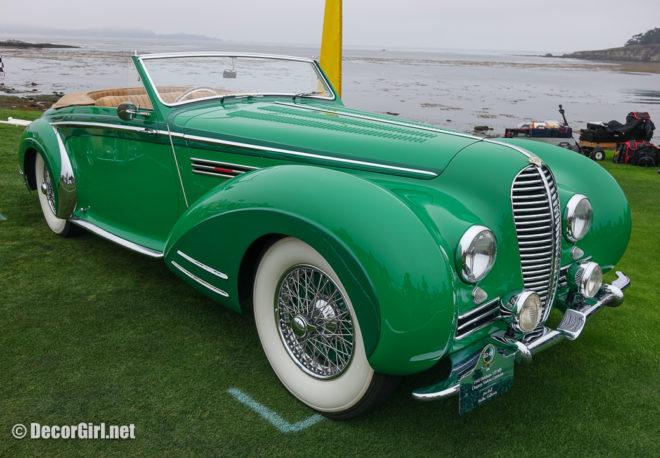 1948 Delahaye 1935 MS Chapron Vedette Cabriolet-04090