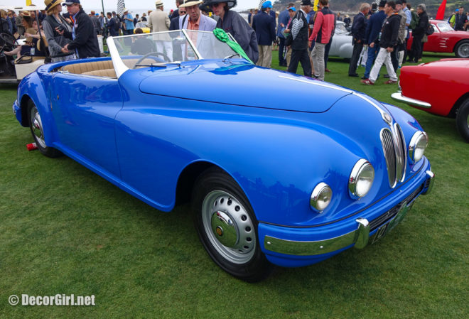 1949 Bristol 402 Convertible