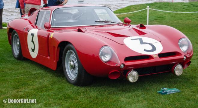 1965 Iso Grifo A3-C Catarsi Competition Berlinetta-1