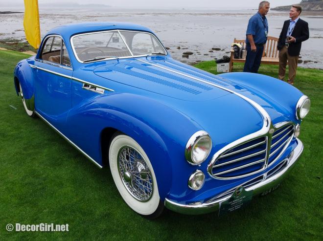 1951 Delahaye 235 MS Chapron Coupe