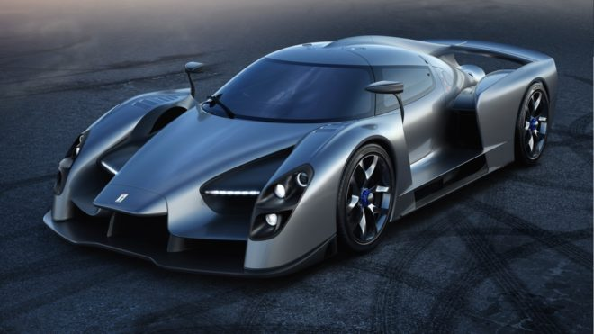 SCG003C new road car
