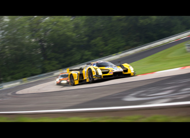 SCG003C at Nurburgring 24 Hours 2016