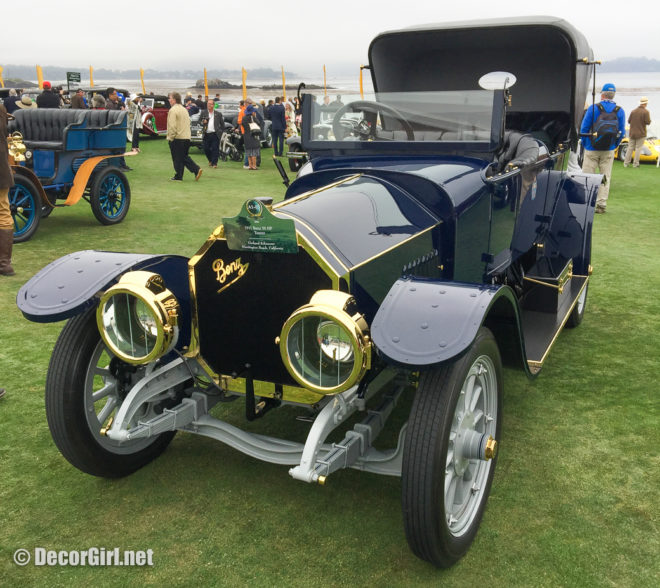 1911 Benz 50 HP Tourer