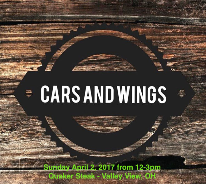 Cars and Wings Cleveland