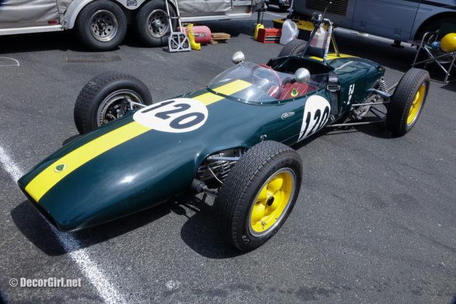 Formula Junior Lotus 22
