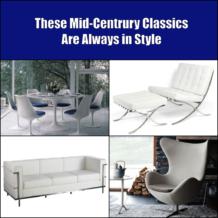 Mid-Centrury Classic furniture
